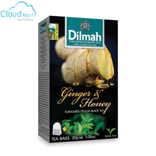 Trà Dilmah Mật Ong + Gừng