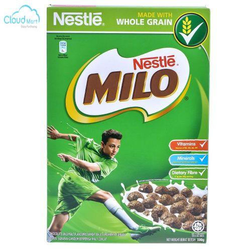 Bánh ăn sáng Nestle Milo 330g