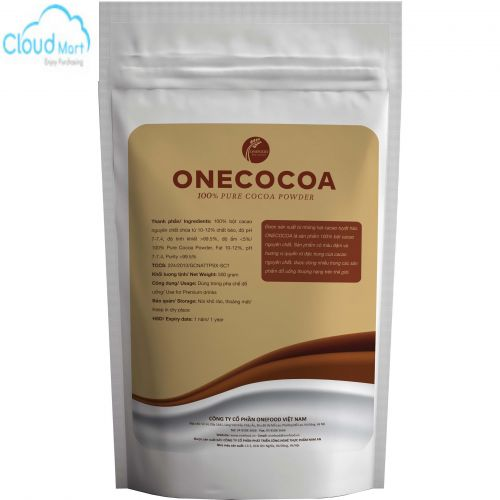 Bột Cacao nguyên chất Onecocoa