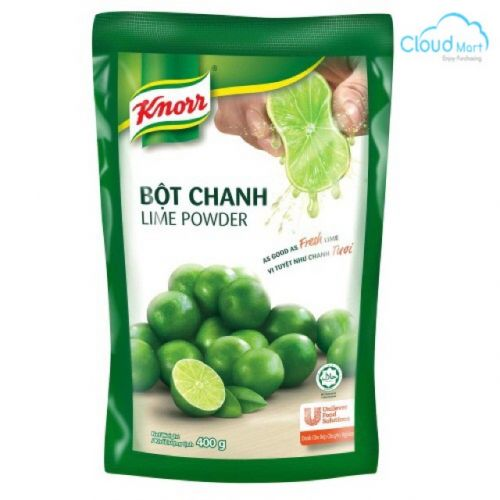 Bột Chanh ( Lime Powder) Knorr