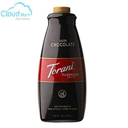 Sauce Torani Chocolate Dark 1.89L