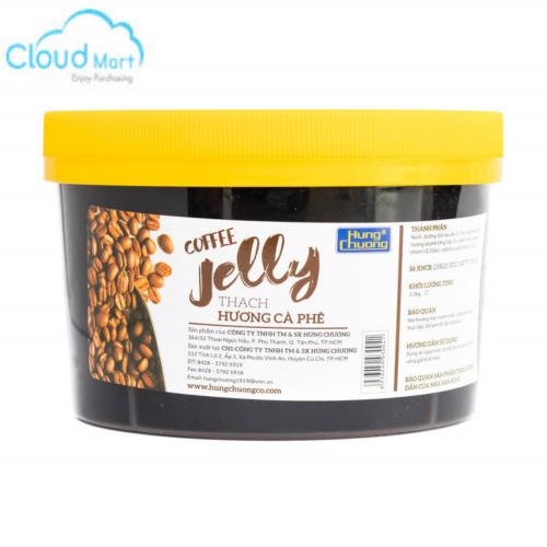 Thạch Jelly Hùng Chương Coffee 2.2kg