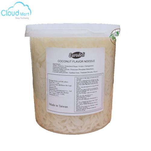 Thạch Sợi Dừa Eurodeli 3.2kg