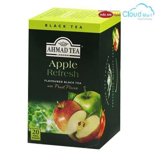 Trà Ahmad Apple Refresh (Táo) (40g* 20 túi)