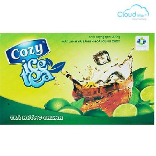 Trà Cozy hòa tan hương Chanh 270g