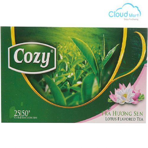 Trà Cozy hương Sen (2g*25 túi)