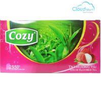 Trà Cozy hương Vải (2g*25 túi)