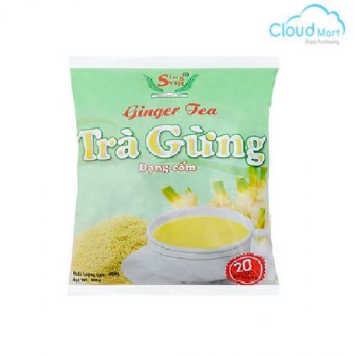 Trà Gừng Sing Việt