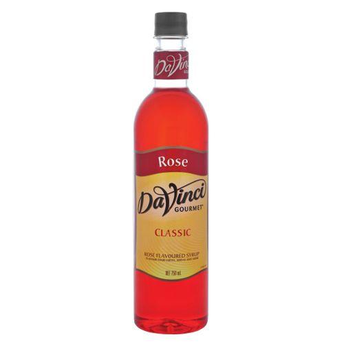 Syrup Davinci hoa hồng