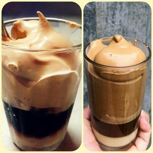 Cách làm cafe bọt thơm ngon cho quán cafe, trà sữa