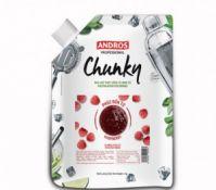 Mứt trái cây Andros Chunky phúc bồn tử giá rẻ