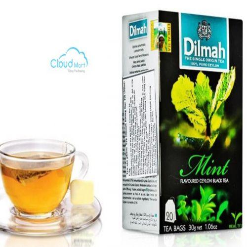 Trà Dilmah Mint (Bạc Hà) 30g* 20 túi