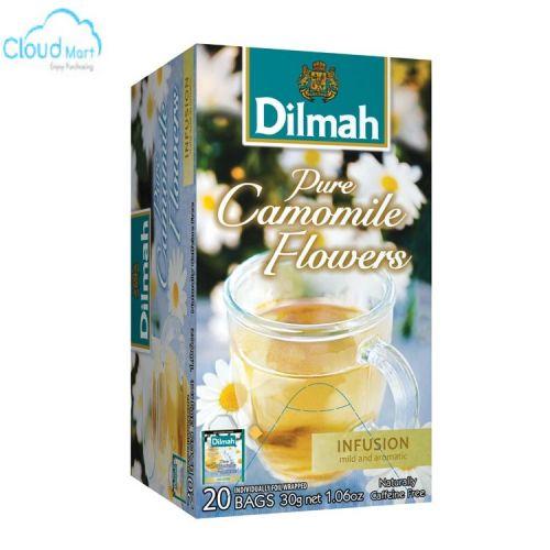 Trà Dilmah Camomile Flowers 30g *20 túi