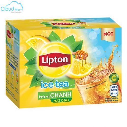Trà Lipton hòa tan Chanh 224g