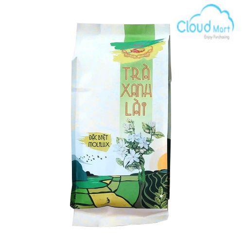 Trà Xanh Lài Vinsaf đặc biệt Molilux 500g