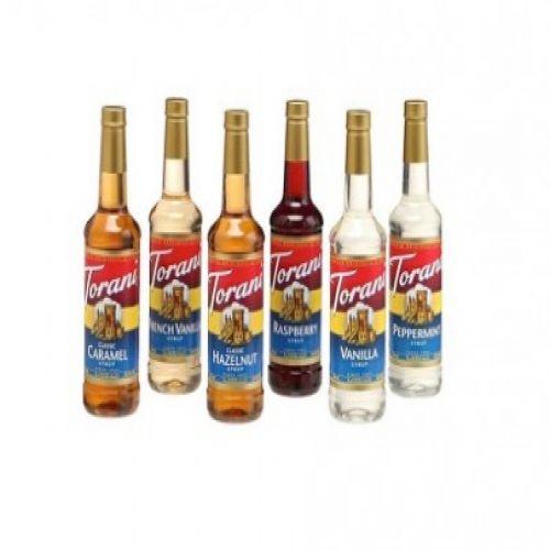 Syrup Torani đầy đủ các hương vị