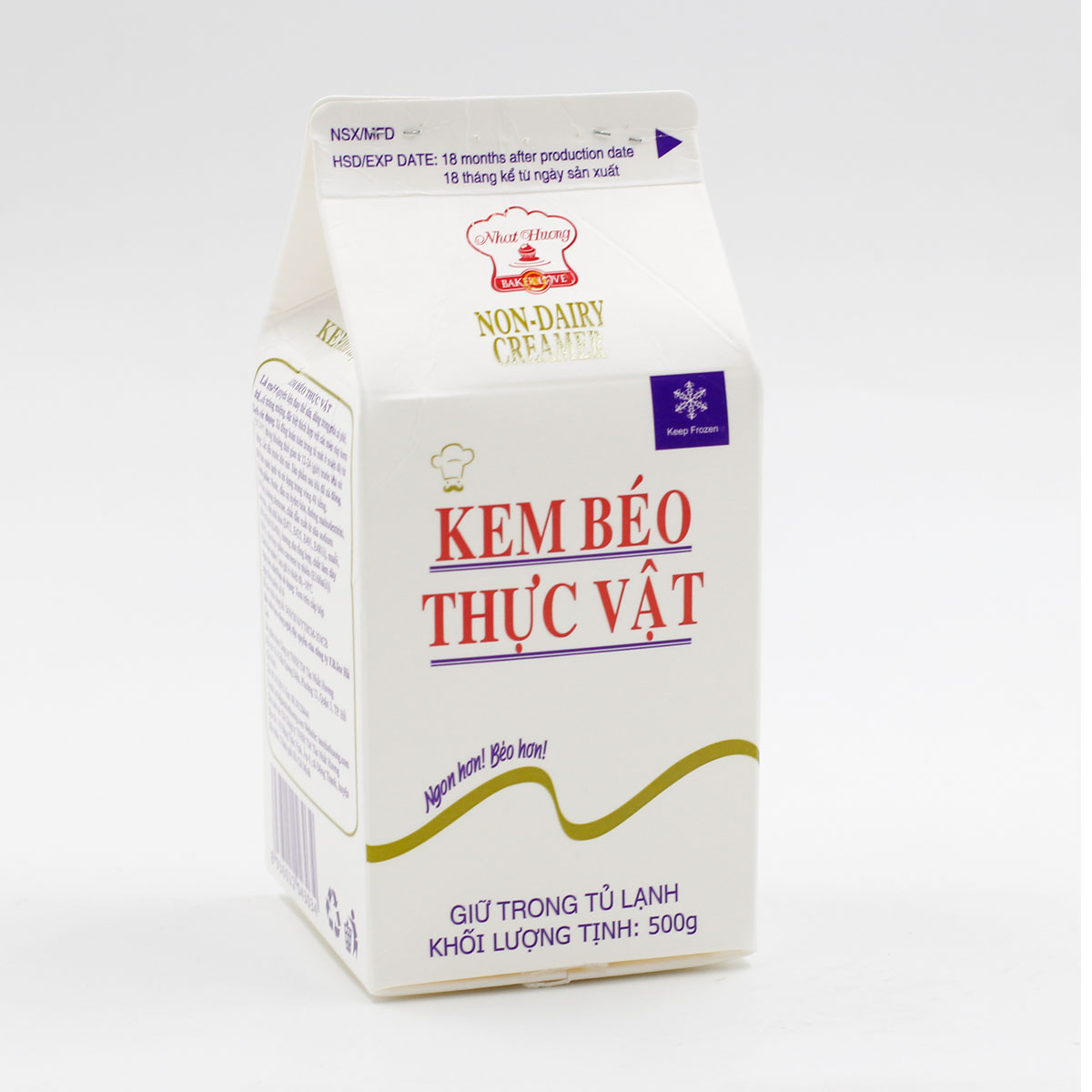 kem-beo-thuc-vat-500gr