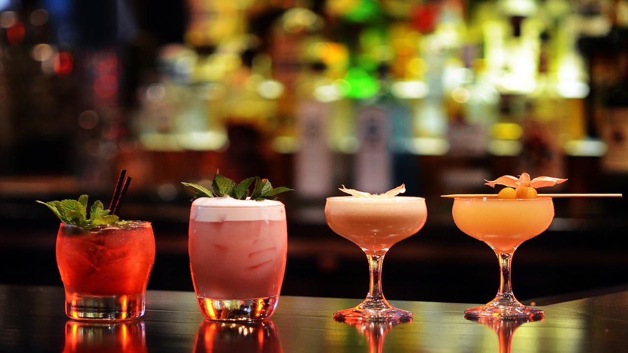 Các loại cocktail